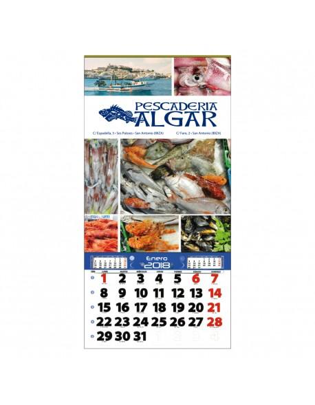 Calendario Personalizado 31